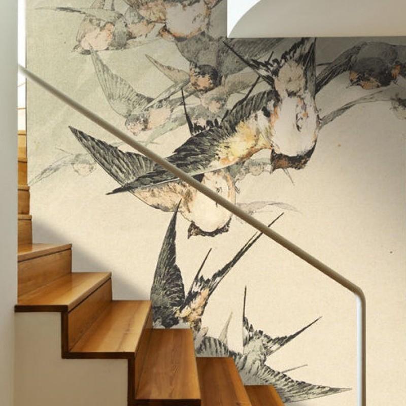 Photo - Murs et plafonds imprimés